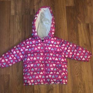 24mos Cozy puffer jacket winter 2t